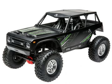 Axial AXI90074T2 1/10 Wraith 1.9 4WD Brushed RTR - Black